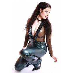 "Latex Damen Catsuit ""DIVA"""