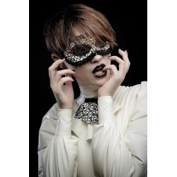 """Latex Maske """"Inkognito"""""""