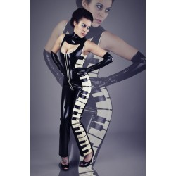 "Latex Damen Catsuit ""Melody"""