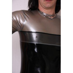 "Latex Herren T-Shirt ""Tricolor"""